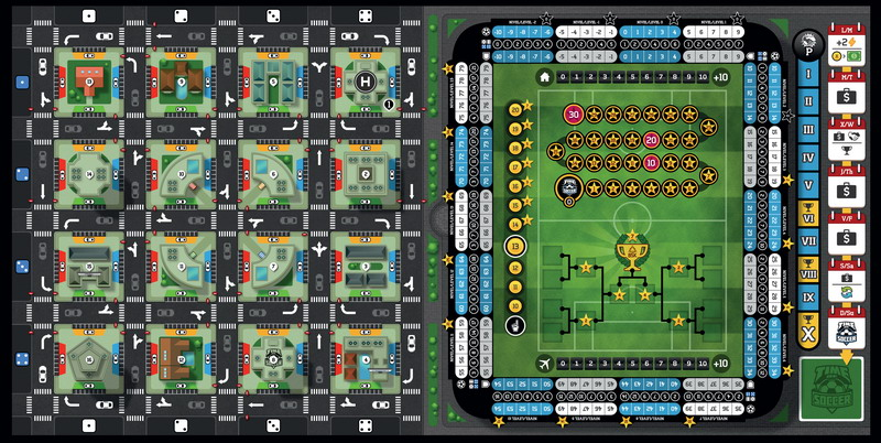 Time Of Soccer Elite Games
